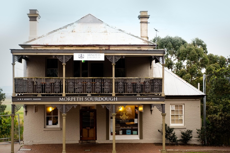 Home of Morpeth Sourdough, Hunter Valley, Morpeth NSW, Australia