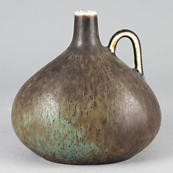 Gunnar Nylund (1960s) Gorgeous Chubby Vase
