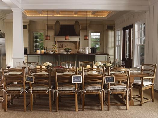 12 Rustic Dining Room Ideas: Twilight Bay Ashton Rectangular Dining Table Seats 12