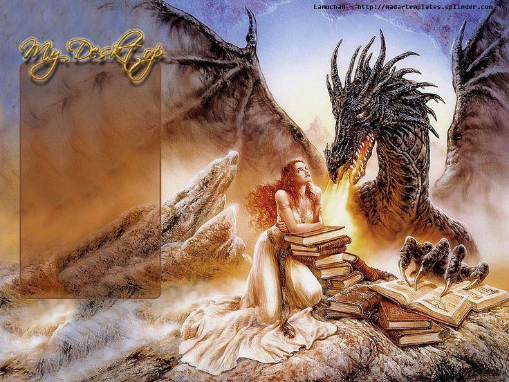 Desktop Drago dei Libri