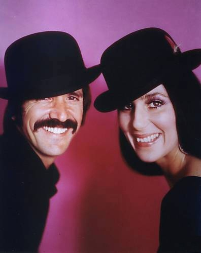 Sonny & Cher - I absolutely can't abide these two - both voices make me shudder; her lack of style is atrocious; and I never saw anything funny about their comedy