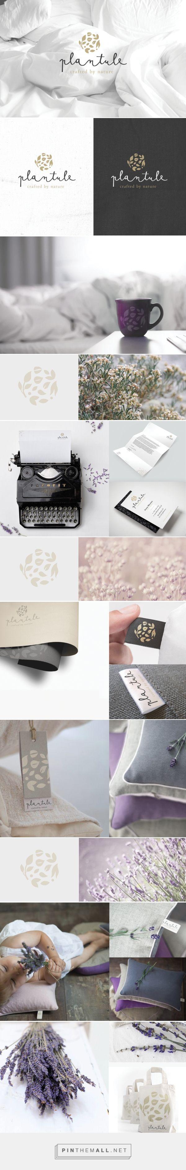 Plantule :: Corporate identity and branding - created via https://pinthemall.net