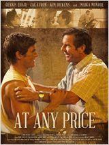 At Any Price (2012) - film streaming - dpstream (444238) avec Dennis Quaid et Zac Efron.Fils d'un agriculteur puissant, Dean Whipple rêve de devenir pilote automobile. Ses ambitions sont contrariées lorsque l'exploitation familiale est la cible d'une enquête.