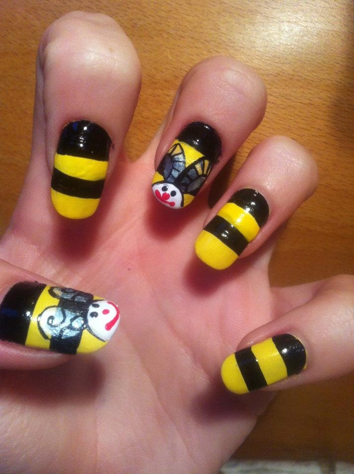 Nail Art Cartoon Characters The Best Inspiration For Design And