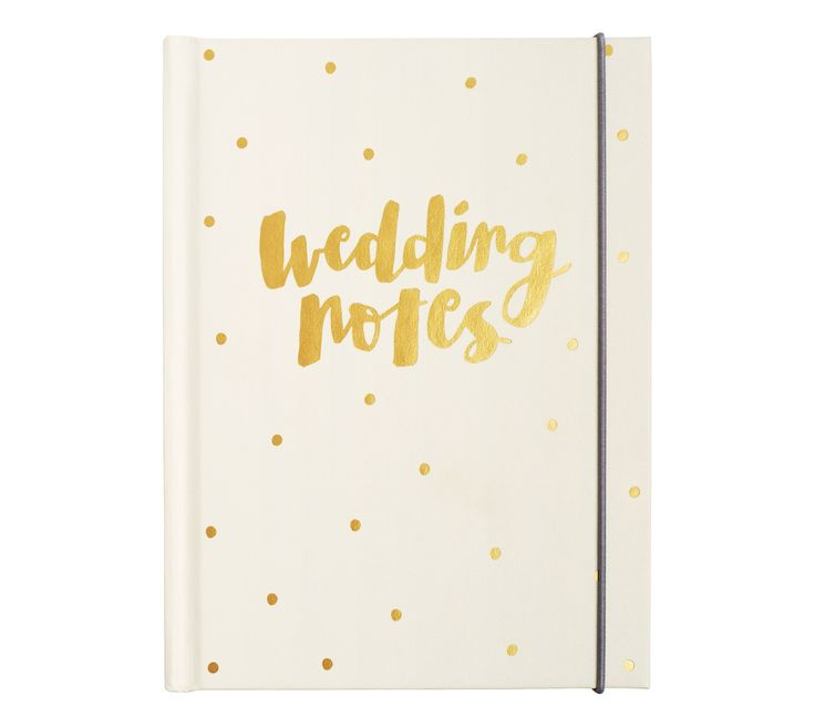 Discover the ultimate companion for any bride-to-be. Enjoy a stress-free planning process to organise all the details that go into the big day with tabbed sections, check lists, budget sections, appointment trackers, and more, covering all aspects of the big event. This also makes a great engagement gift.