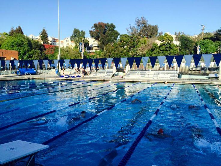 Endurance swim workout triathlon