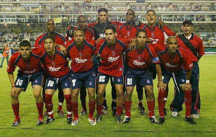 Deportivo Independiente Medellín - Libertadores 03'/vs Boca Juniors