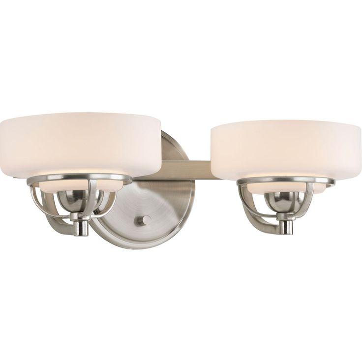 Contemporary Bathroom Lighting Brushed Nickel 84 best light up my life. images on pinterest | ceiling lights