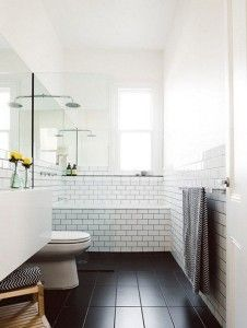 26 best Scandinavische badkamer images on Pinterest | Bathroom ...
