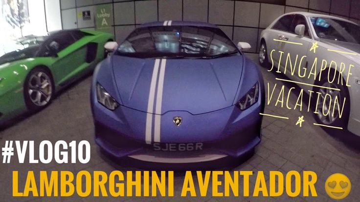 LAMBORGHINI AVENTADOR || Singapore Vacation || Vlog10 || Super Fun Day - WATCH VIDEO HERE -> http://singaporeonlinetop.info/travel/lamborghini-aventador-singapore-vacation-vlog10-super-fun-day/     Super fun day and one f the most memorable time of my life. Singapore is truly a beautiful city with proper system and strict law. Hope our country will also develop one day. Thanks my sisters and my bhanje for wonderful time and memory. DON'T FORGET T SUBSCRIBE COZ THE SING