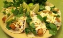 Best Baja-style fish tacos recipe: Deep-fried, with cabbage and crema sauce, as it should be.
