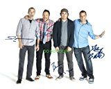 #9: Impractical Jokers cast 11x14 reprint signed autographed poster photo Sal Murr Joe Q TruTv Rom 12:1: Therefore I urge you brothers in view of Gods mercy to offer your bodies as living sacrifices holy and pleasing to Godthis is your spiritual act of worship.