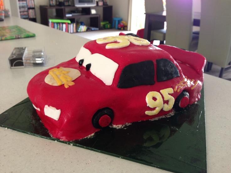 Disney Cars 3rd Birthday Cake Party Ideas Pinterest