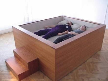 Charming Crazy Bed Designs