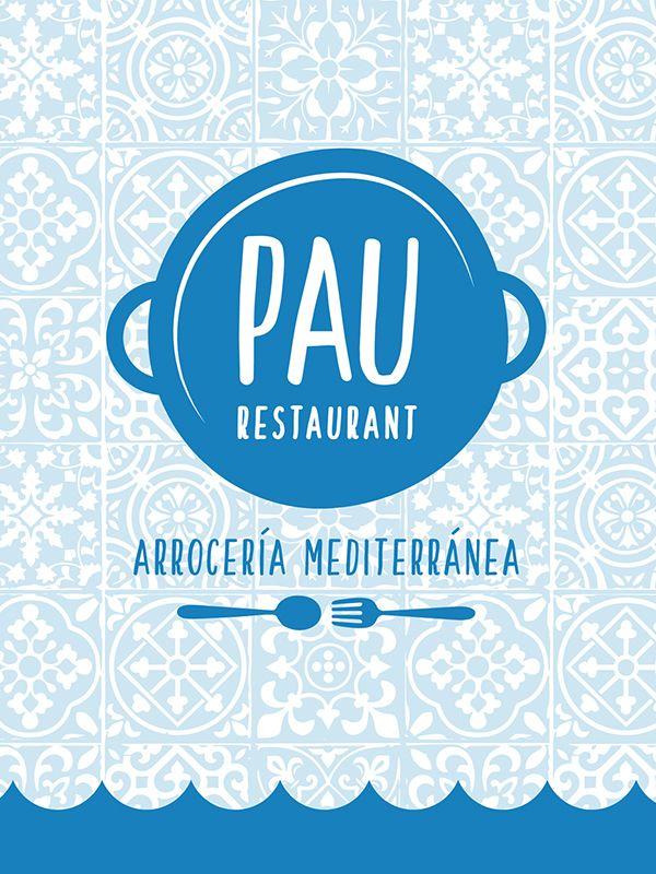 Logotipo Pau restaurant