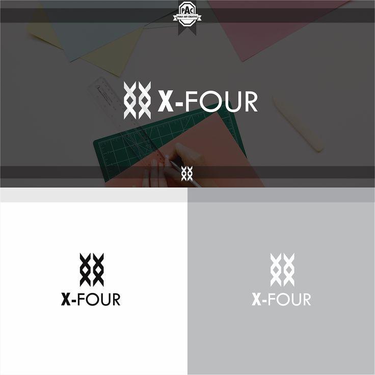 X-Four Logo