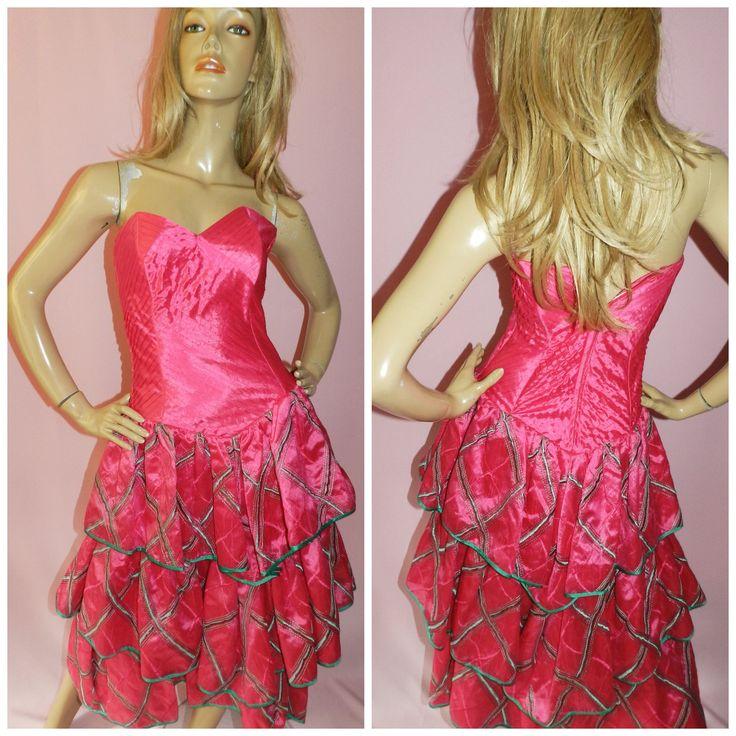 Mejores 175 imágenes de 80s extreme en Pinterest   Vestidos de baile ...
