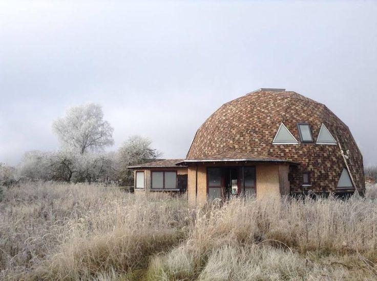 Mejores 38 im genes de domos geodesicos en pinterest - Casas geodesicas ...