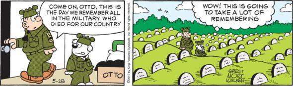 Veteran's Day; sacrifice; cemetery