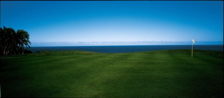 Wild Coast Sun Country Club - 4th hole locally known as Postage Stamp