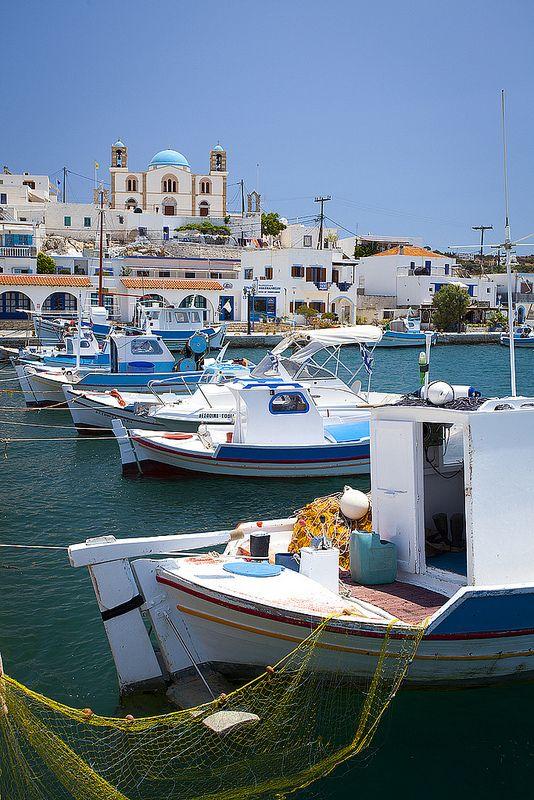 Lipsi town centre .Lipsi island.Dodecanese.Greece
