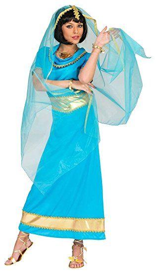 Indische Prinzessin Kostüm für Damen