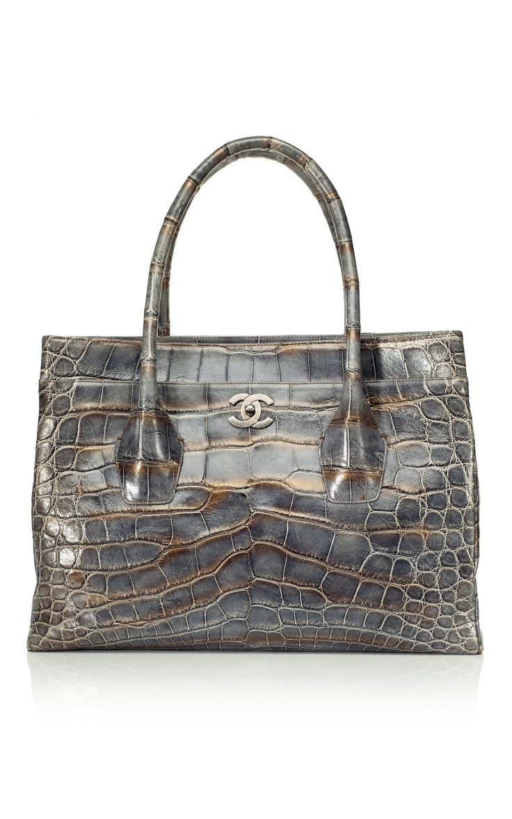 Classic Chanel Oversize Cerf Tote