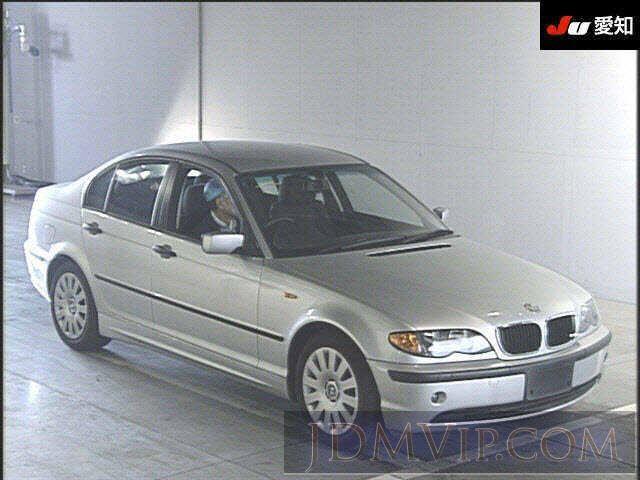 2003 BMW BMW 3 SERIES 318I AY20 - http://jdmvip.com/jdmcars/2003_BMW_BMW_3_SERIES_318I_AY20-2PIvhIo30LV1fi-163