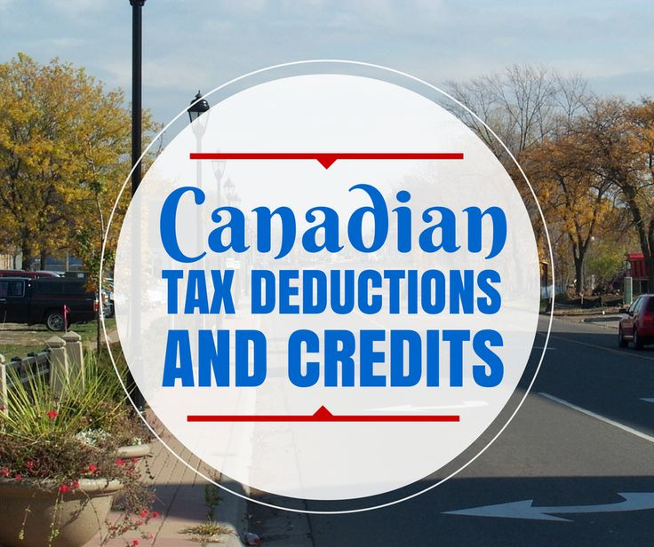List of #tax deductions and tax credits that you can claim on your tax return…