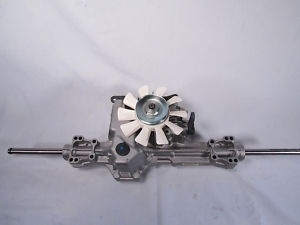 John Deere Transmission AM131580 for the John Deere L120 lawn tractor and John Deere L130 lawn tractor. Great price and fast shipping!  http://www.greenfarmparts.com/John_Deere_Transmission_AM131580_p/am131580.htm