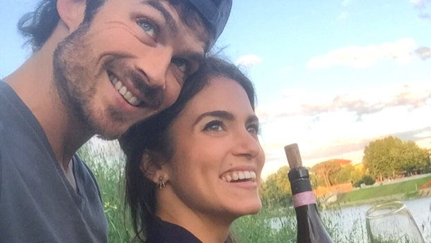 Ian Somerhalder Wrote the Sweetest Birthday Note for Pregnant Wife Nikki Reed