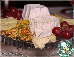 """Сыр """"Камамбер"""" из козьего молока"""