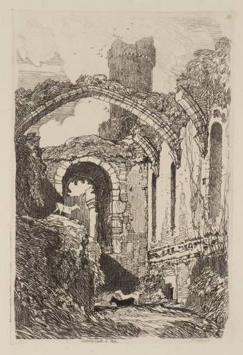 John Sell Cotman 'Conway Castle', date not known