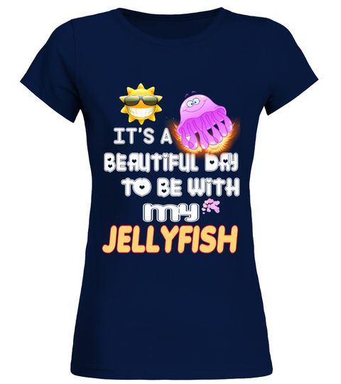 "# Beautiful Day With JELLYFISH .  Any Woman Can Be A Mother But It Takes Someone Special To Be A Pug Mom DogHOW TO ORDER:1. Select the style and color you want2. Click ""Buy it now""3. Select size and quantity4. Enter shipping and billing information5. Done! Simple as that!TIPS: Buy 2 or more to save shipping cost!This is printable if you purchase only one piece. so don't worry, you will get yours.Guaranteed safe and secure checkout via: Paypal 
