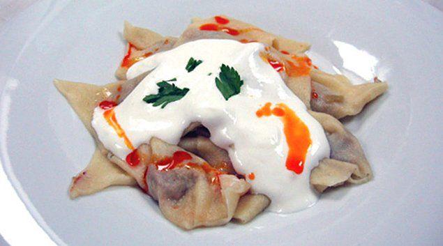 Son olarak Tatarlarımızın böreği ile son veriyoruz!