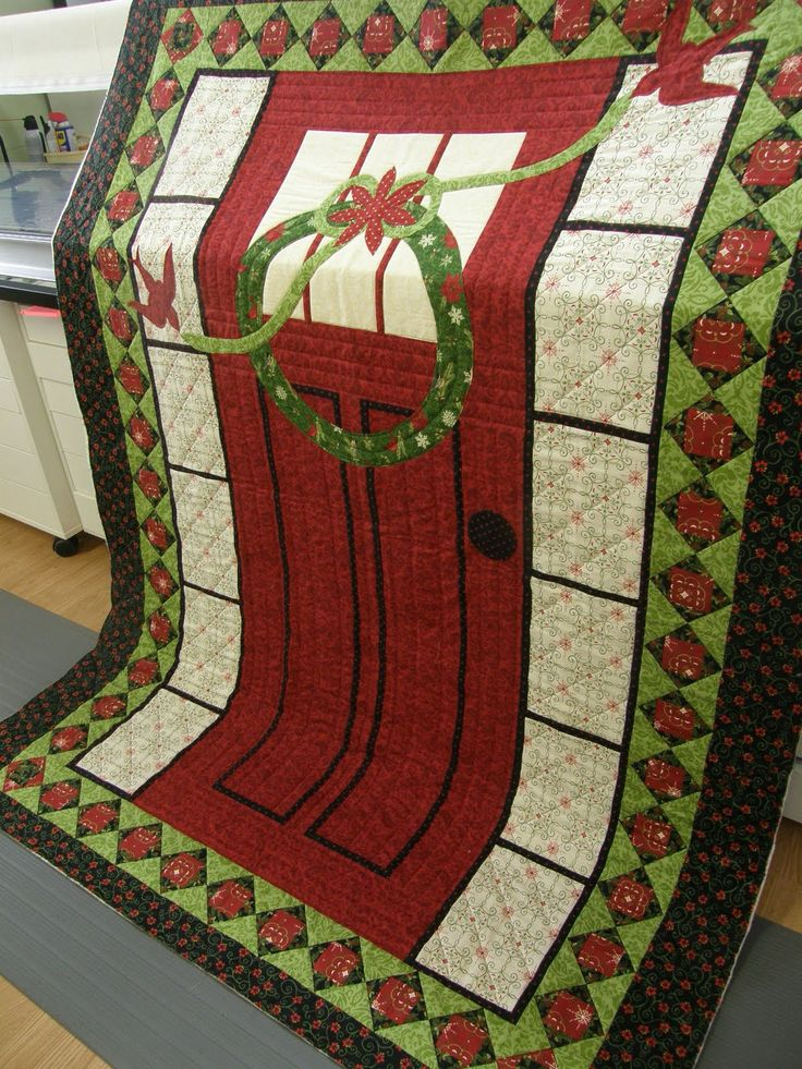 156 best quilts images on pinterest quilting ideas for Front door quilt pattern
