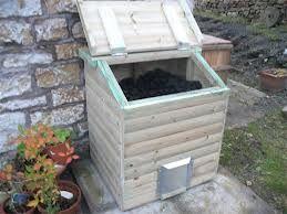 wooden outdoor coal bunker - Google Search