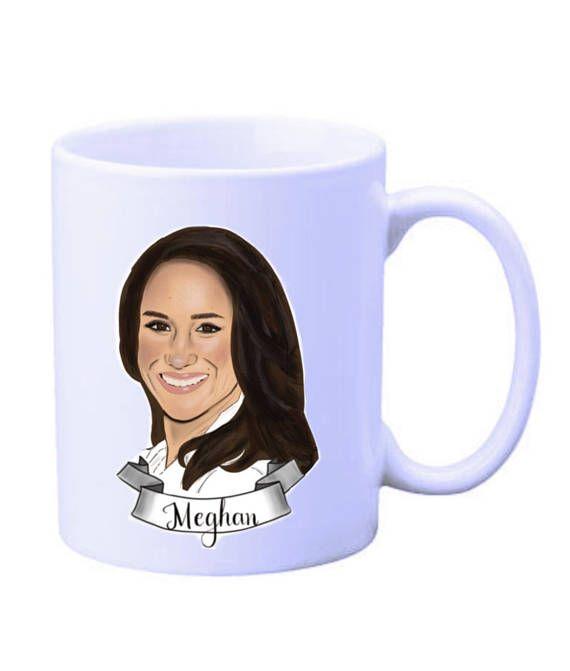 Meghan Markle mug