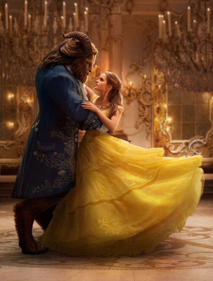Die schöne Emma Watson und das Biest. Märchenhaftes Remake des Disney-Klassikers von 1991 | bz-berlin