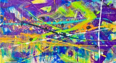 """Saatchi Art Artist Sam Radja; Painting, """"""""Lost"""""""" #art"""