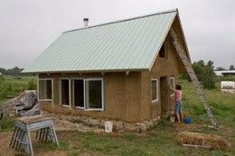The Best Roofing Materials for Off-Grid Homes!