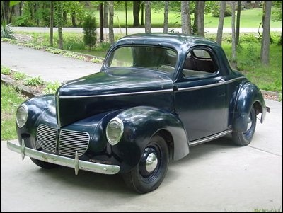 1940s cars i really like the look of thesei can has