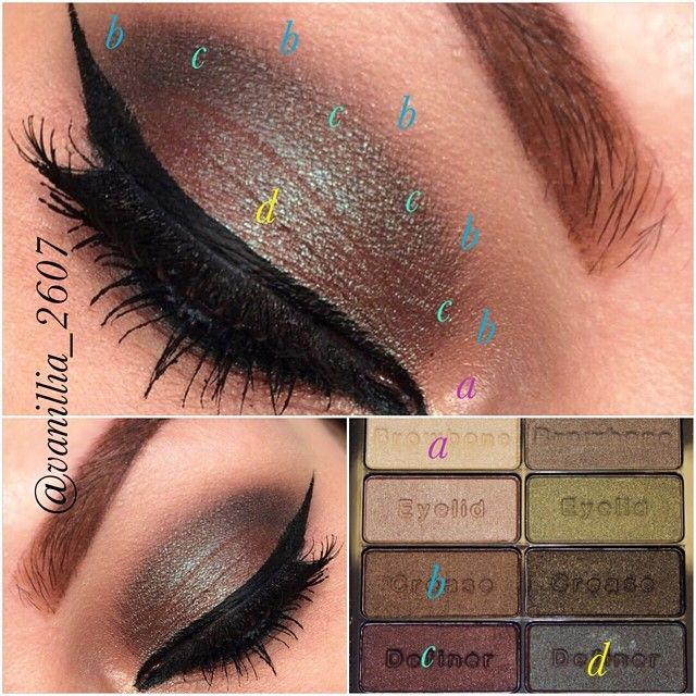 I have this palette, it is one of my favorites and only cost $5.00. This looks like an excellent combo to use it for.