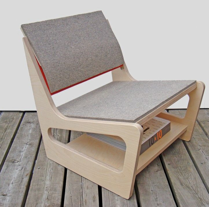 Parkdale Chair by Fishtnk Design Solutions. Best 25  Plywood chair ideas on Pinterest   Chair design wooden