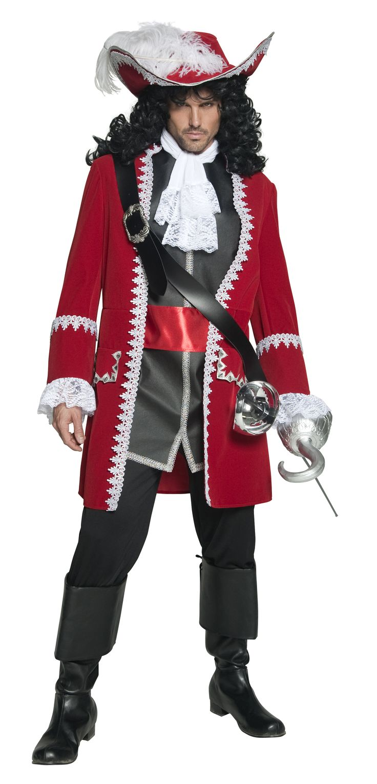 Authentic Pirate Costumes for Men | Authentic Pirate Costumes