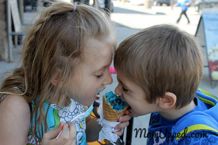 Summer fun ideas - go out for ice cream or frozen yogurt. http://www.momupped.com/go-out-for-ice-cream.html