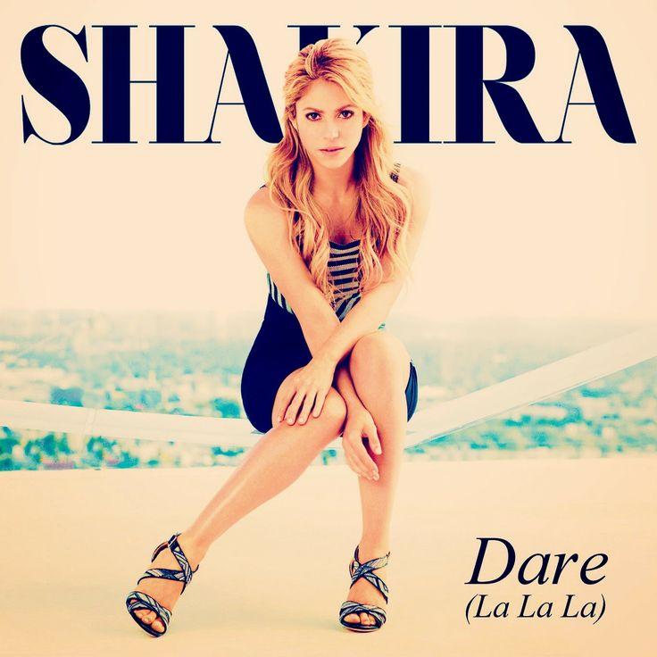 Lirik Lagu Dare (La La La) - Shakira | Aneka Lirik Lagu