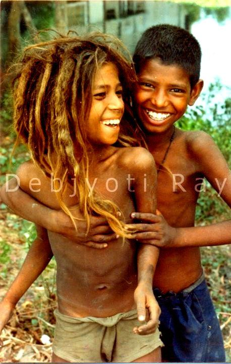 Tribal children