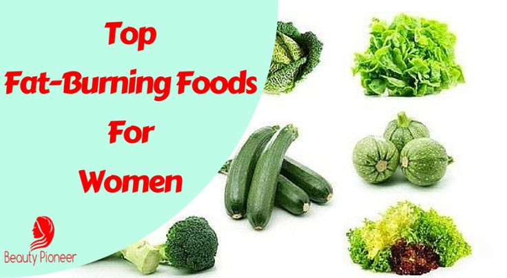Top Fat Burning Foods For Women