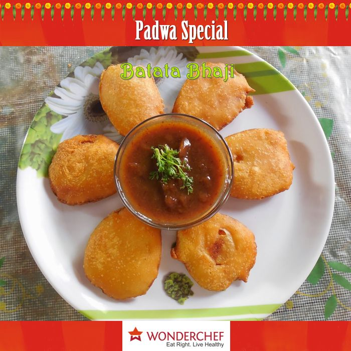 9 best gudi padwa special images on pinterest health foods batata bhaji loved by all mouthwatering tea time snack by chef sanjeev kapoor forumfinder Images